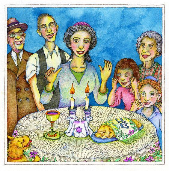 Shabbat family